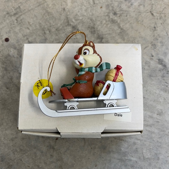 Collectable DALE Disney Ornament